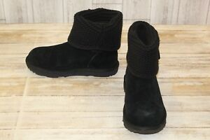 31b0fb84895 UGG Kids Darrah II Winter Boots - Youth Girl's Size 6 - Black ...