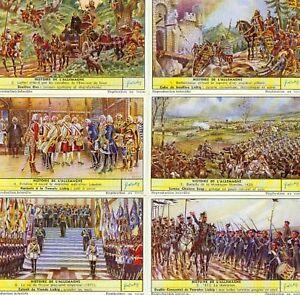 LIEBIG : S_1630 : 'Histoire de l'Allemagne