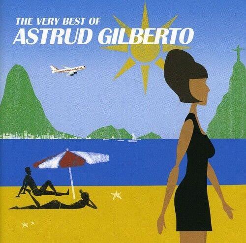 Astrud Gilberto - Very Best of [New CD] UK - Import