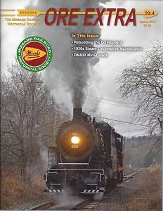 Ore-Extra-Spring-2017-issue-of-the-MISSABE-Railroad-Historical-Society-NEW
