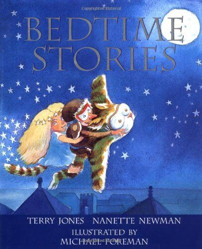 Bedtime Stories By Terry Jones,Nanette Newman