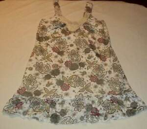 Maurices-Floral-Wide-Ruffle-Crochet-Lace-Summer-Dress-Plus-Size-0X-14-16