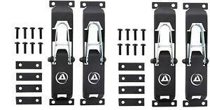 Smittybilt 7630 JK Atlas Door Steps for Jeep JK 2//4 Door Pair
