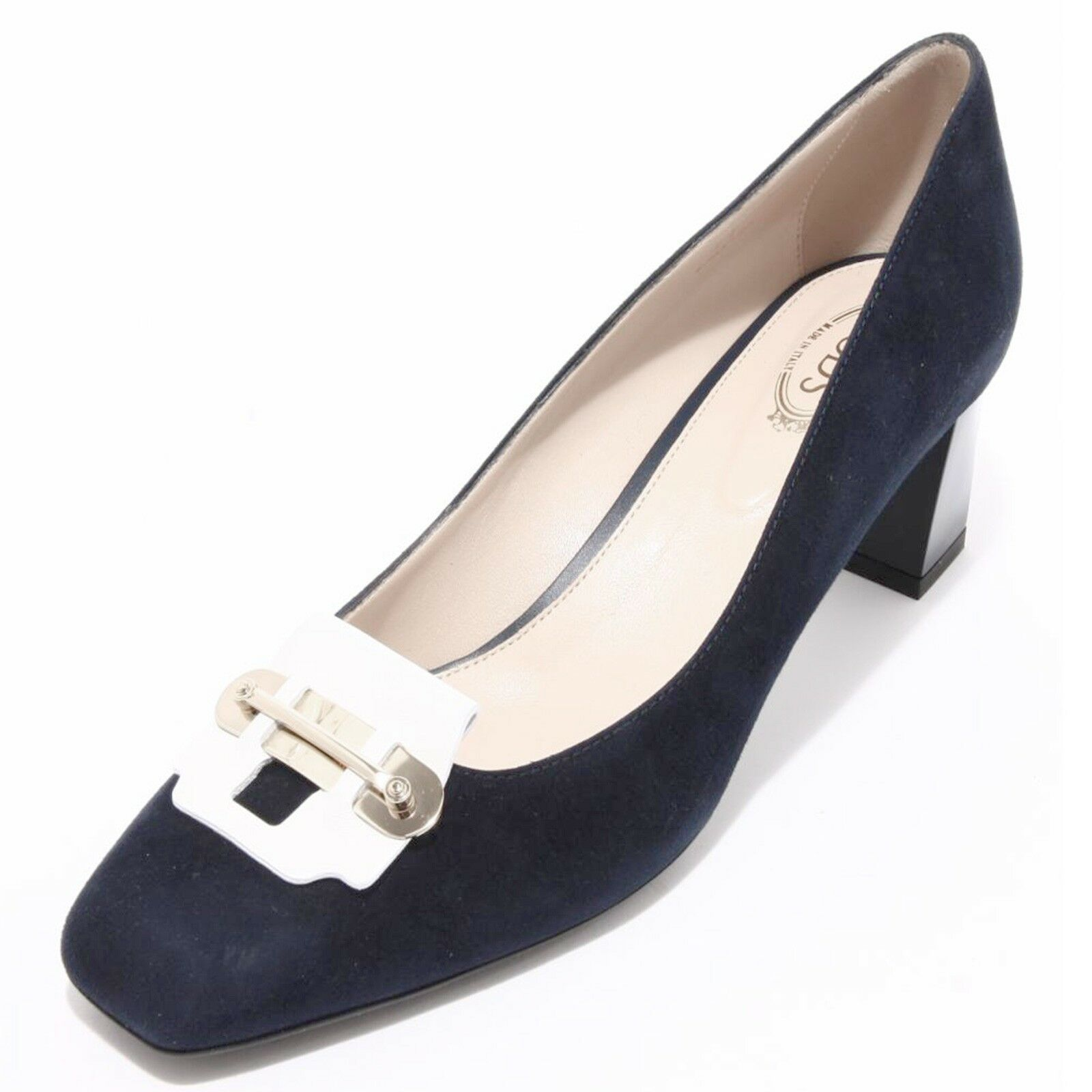 94207 decollete TOD'S GOMMA T55 SU LINGOTTO PIASTRA scarpa donna scarpe donna   Qualità Affidabile    Scolaro/Signora Scarpa