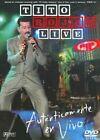 Autenticamente En Vivo 0098195834890 With Tito Rojas DVD Region 1