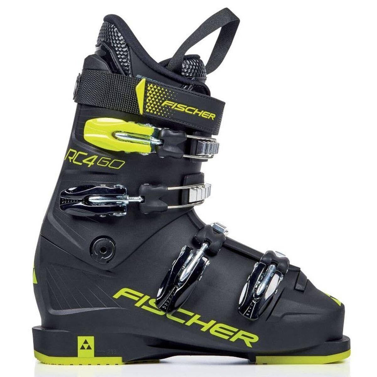 Fischer RC4 60 Junior Thermoshape Kinder Skischuhe black