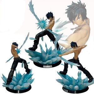 Das Bild Wird Geladen Fairy Tail Anime Manga Gray Fullbuster Battle Action