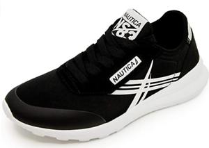 nautica women athletic sneaker running shoe casual laceup
