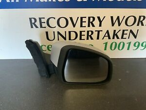 FORD FOCUS MK3 2011 DRIVER SIDE COMPLETE  ELECTRIC DOOR WING MIRROR 2011-2018