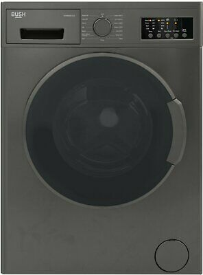 White Bush WMNB812EW Free Standing 8KG 1200 Spin Washing Machine A+