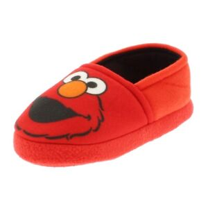 elmo slippers for toddlers