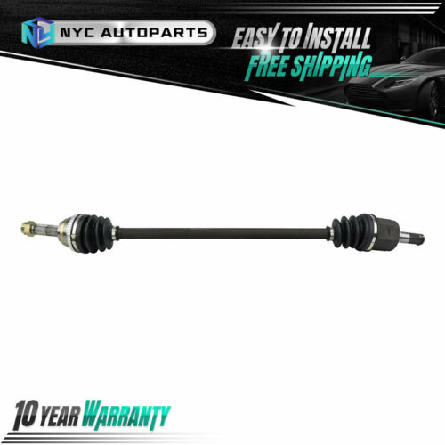 Front Right CV Axle Shaft for 2000-2002 2003 2004 2005 Hyundai Accent Auto Trans
