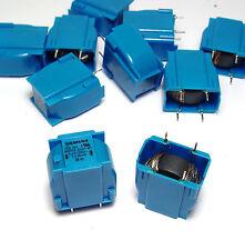 10x Siemens Filter-Drossel / EMI Choke 2x 56 mH, 0.5A, 250V, B82723-J2501-N1