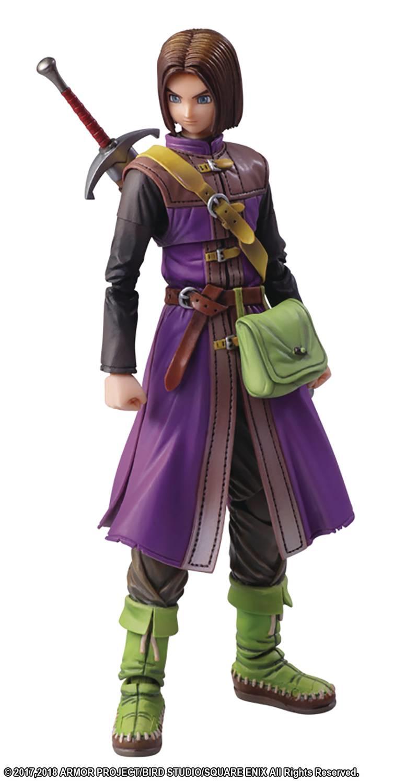 Dragon Quest XI Bring Arts Luminary Figure Square Enix