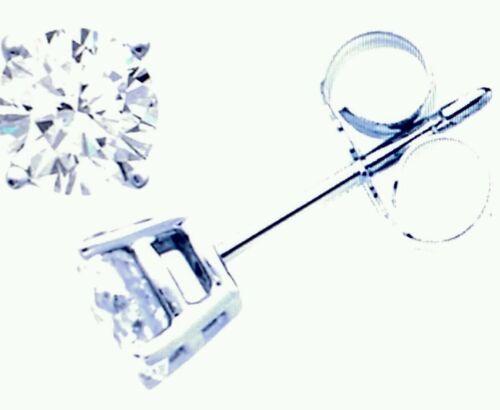 Orecchini Uomo Donna in oro 18 Kt e diamanti  0,18 ct prezzo imbattibile NATALE