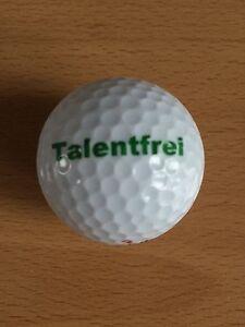 Golfball Talentfrei