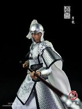 1/6 Ancient Movable Figure Three Kingdoms Generals Zhao Yun Male Doll Model