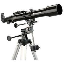 Astronomical Refractor Telescope 70 mm EQ Equatorial Mount Stargazing Celestron