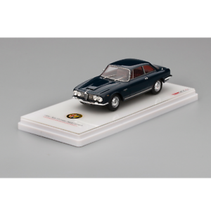 TSM Model – 1 43 Scale – Alfa Romeo 2600 Sprint in Navy bluee Scale Model
