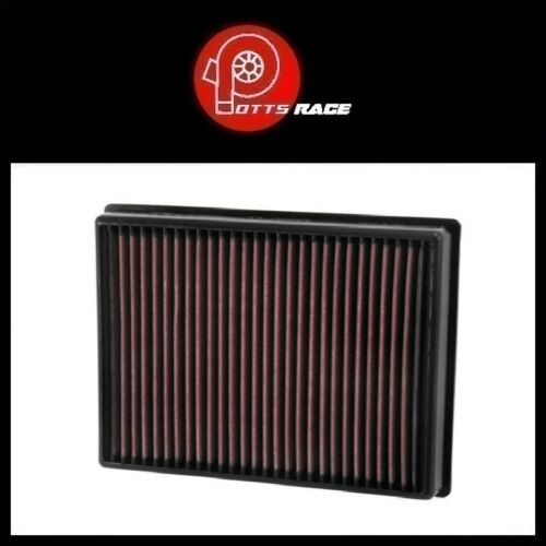 K/&N For 13-16 Lincoln MKZ Washable Performance Lifetime Air Filters 33-5000
