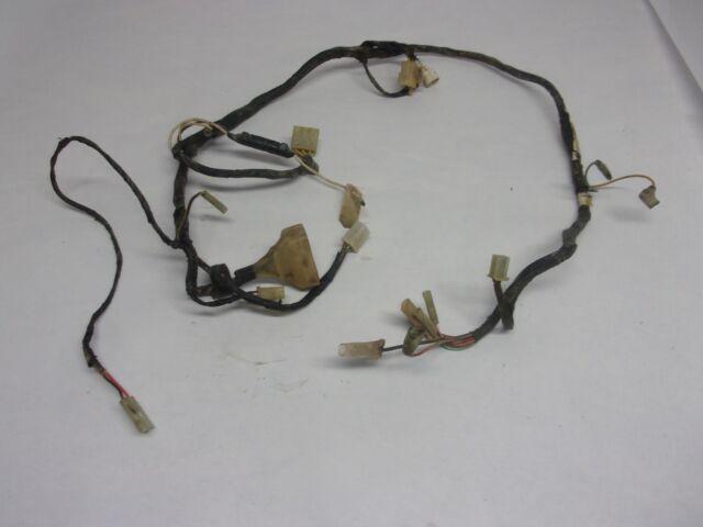 87 Kawasaki Klf300 Klf 300 A2 Bayou Oem Wire Harness