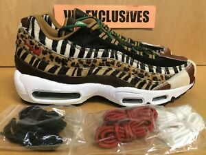 73de8bb843 Nike Air Max 95 DLX Atmos Animal Pack 2.0 AQ0929-200 LIMITED | eBay