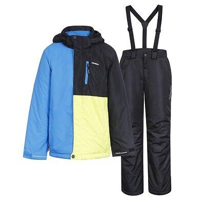 Icepeak Henry Jr. Skianzug Schneeanzug Ski Set Jacke + Hose für Kinder