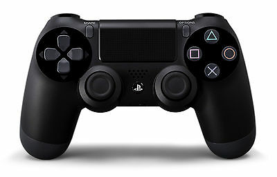 SONY PS4 DUALSHOCK4 WIRELESS CONTROLLER@100% ORIGINAL - BLACK