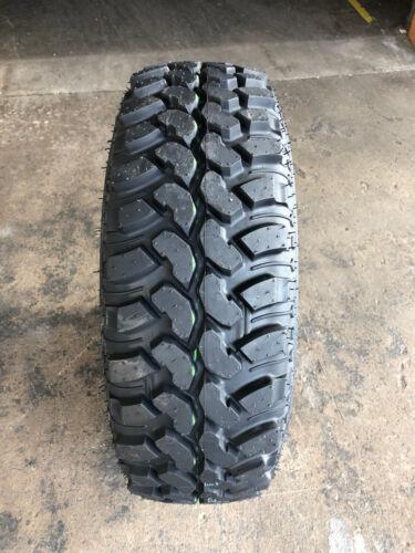 2 x LT235//75R15 Forceum MT-08 Mud Terrain New Tires LRC  6PR 235 75 15 BSW