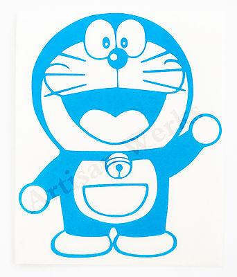 Doraemon Full Body Vinyl Decal Sticker Japanese manga anime car window laptop
