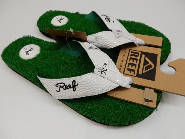 3fef9bda3105 Reef Mens Sandals Mulligan II Green Size 13