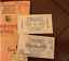 1-Paio-Harry-Potter-Londra-Piattaforma-9-3-4-Biglietti-Grifondoro-Serpe-Verde miniatura 5
