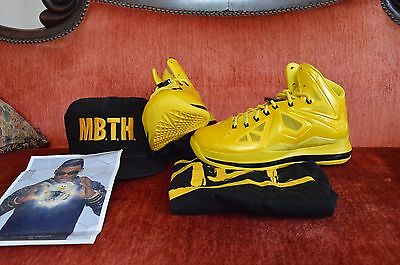 NEW Nike Lebron X 10 Must Be The Honey