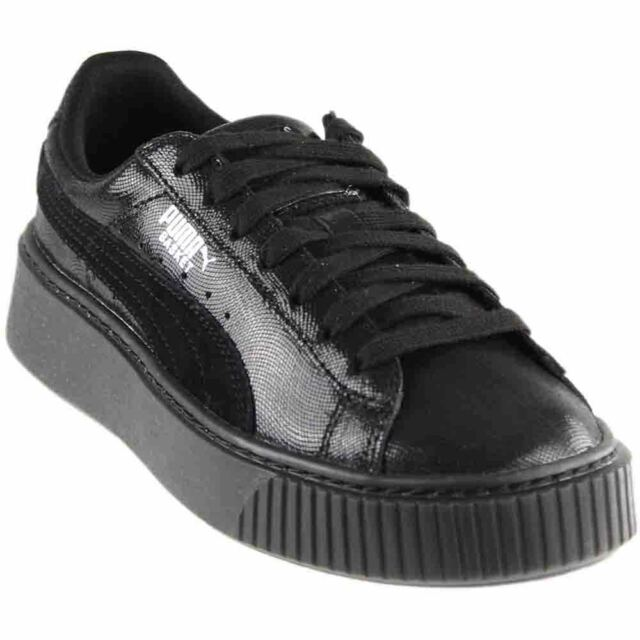 12f7ef2046dd PUMA Basket Platform Opulence Women s SNEAKERS Woman Low Boot Sport ...