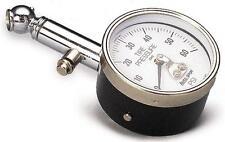 Autometer Peak/Hold Mechanical Analog Tyre Pressure Gauge - 60psi - UK - New