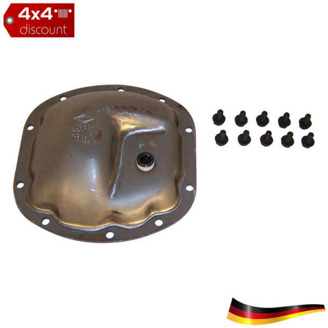 Differential Cover, front Jeep Wrangler JK 2007+