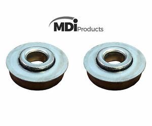 MDI 2x Replacement Wheel Bearings 12mm Bore, Trolley, Sack Truck, wheelbarrows