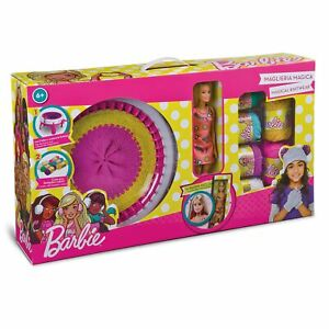 Grandi Giochi Big Games Gg00524 Magie Barbie Mesh inclus, multicolores, Gg ...