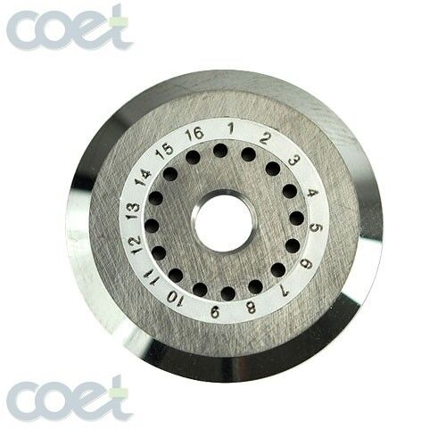 Fiber Optical Blade for CT-30A Optic Fiber Cleaver Replacement Cutter 16 Surface