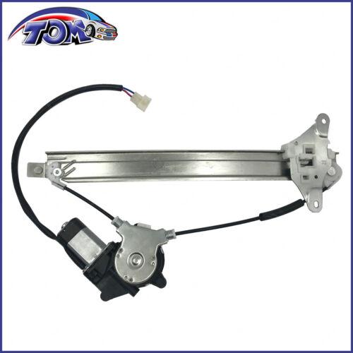 Power Window Regulator Motor Assembly Rear Righ For Toyota Camry Sedan 741-793