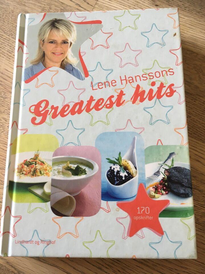 Lene Hansons greatest hits, Lene Hansson, emne: mad og vin