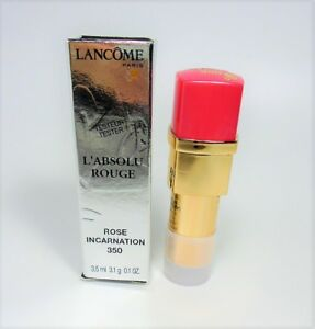 Lancome-Rouge-Rose-Incarnation-350-0-1-oz-3-5-ml-NEW-IN-TST-BOX