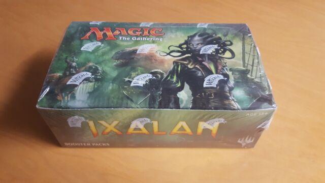 MTG Ixalan booster box English Magic the Gathering Factory Sealed New