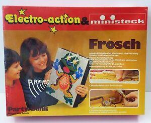 Prestofix Electro-action & Ministeck - Banque de la grenouille, très ancienne nouvelle nouvelle