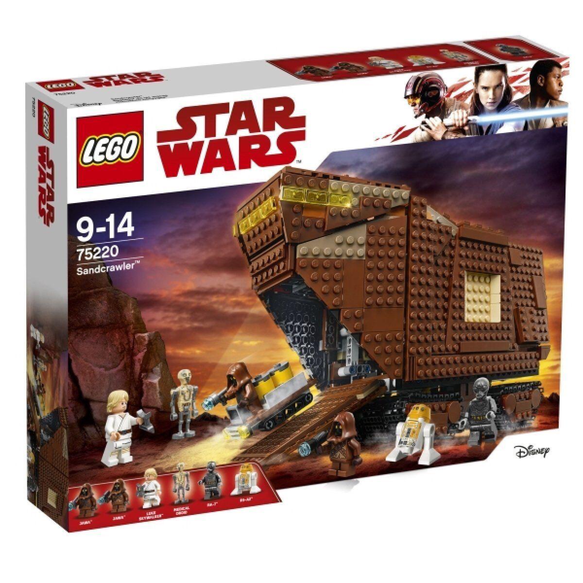 Lego star wars sandcrawler 75220 Nouveau neuf dans sa boîte