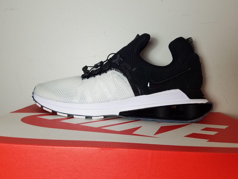 Nike Shox Gravity Black White AR1999-101 AR1999-101 AR1999-101 Running shoes Men's - Multi Size e8610f