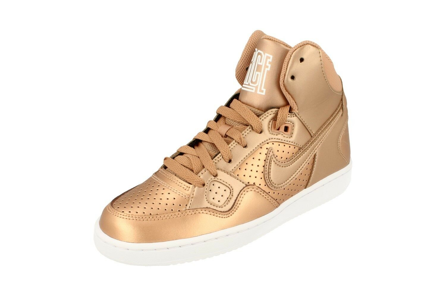 Nike Womens Son Of Force Shoes Mid Trainers 616303 Sneakers Shoes Force 991 b116d4
