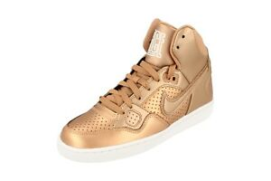 hot sale online f4f82 7b8ff Image is loading Nike-Womens-Son-Of-Force-Mid-Trainers-616303-