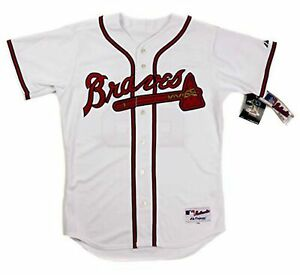 NEW-MLB-Atlanta-Braves-Andruw-Jones-25-Majestic-Jersey-L-44-FREE-SHIPPING