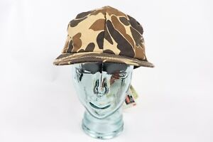 dfb5ef73667 Image is loading Vintage-New-Mens-Large-Thinsulate-Goretex-Camouflage-Ear-